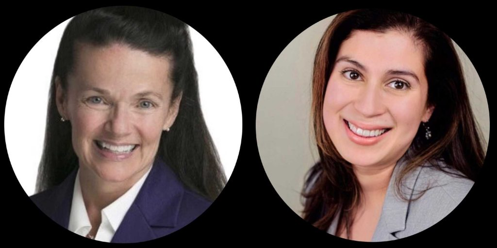 Nancy Myrland, Myrland Marketing & Social Media and Valentina Escobar-Gonzalez, Beyond Engagement – Social Media Solutions